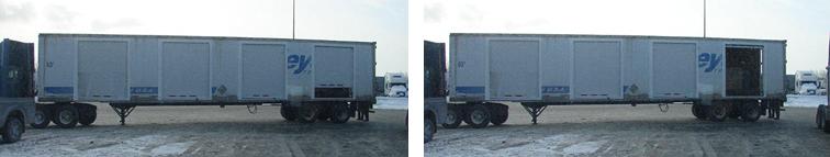 trailer custom modifications